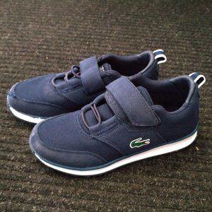 Boys Light 116 1 SPC Navy Sneakers